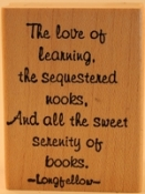 Serenity of Books