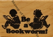 Be a Bookworm
