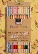 Pastel Colors Memory Pencils